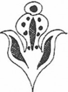 fafaragás - liliom motívum
