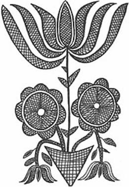 fafaragás - virágtövek