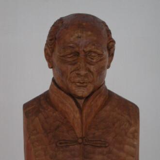 Kölcsey Ferenc mellszobor – Debrecen